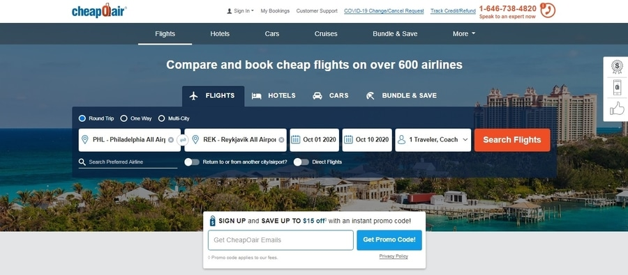 How to get cheap flights for groups