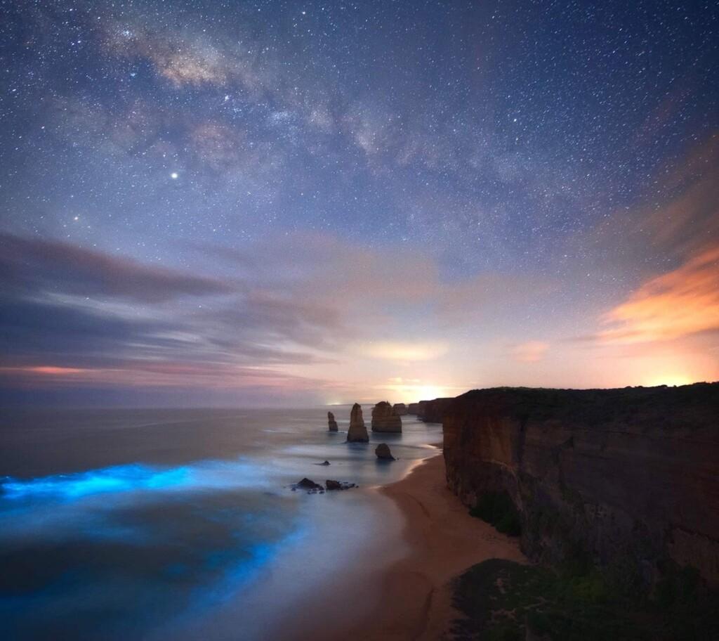 «Bioluminiscencia» – Josh Beames