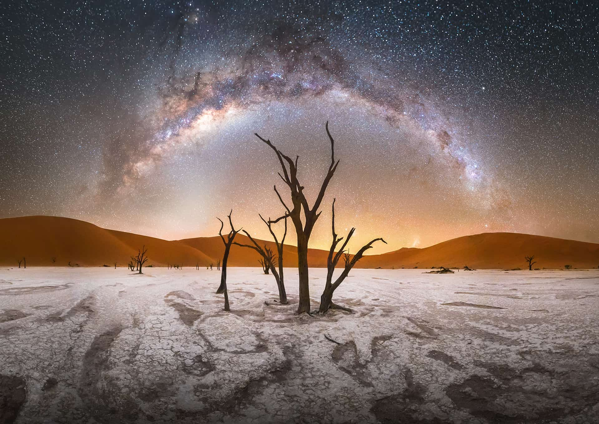 Best places to see the Milky Way in Africa