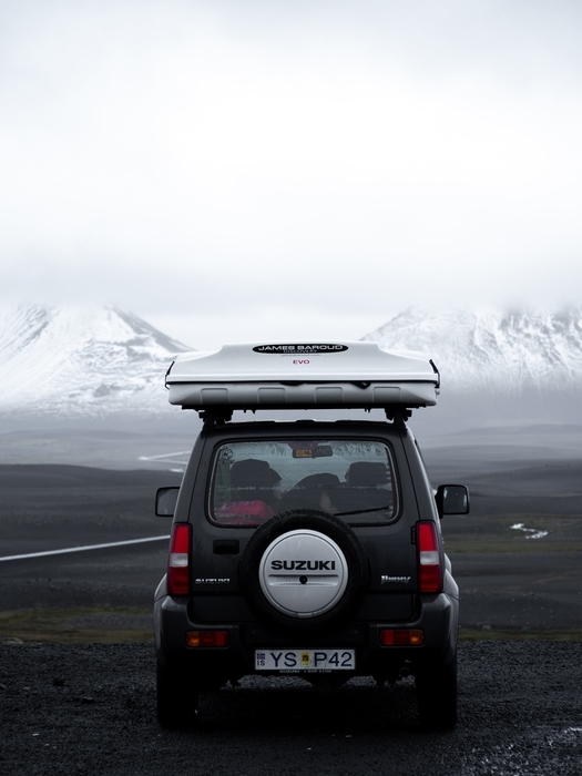 Where to rent a car in Iceland