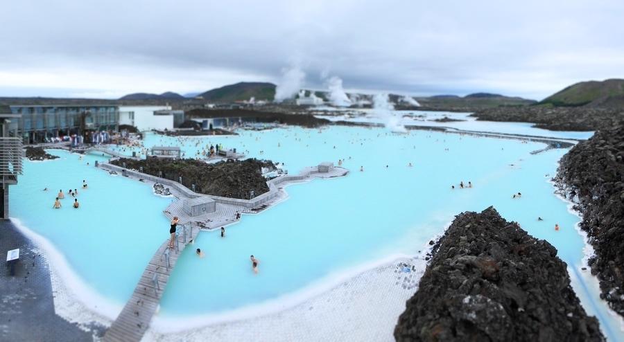 Reykjavík and Blue Lagoon tour