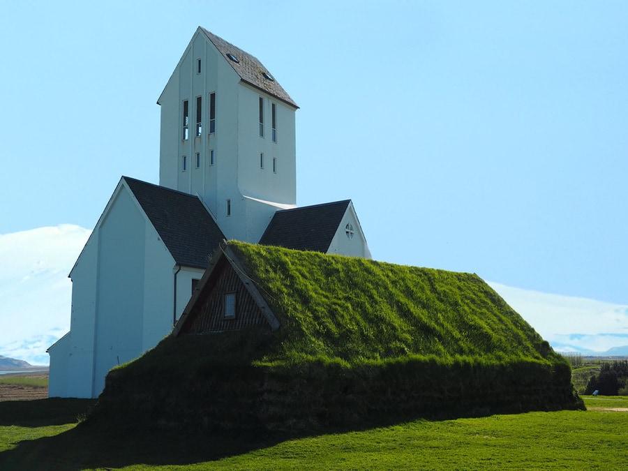 Skálholt, Golden Circle Iceland tour map