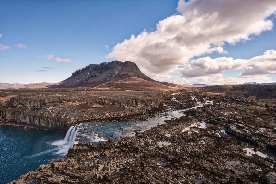 Þjófafoss, cuáles son las mejores cascadas de Islandia
