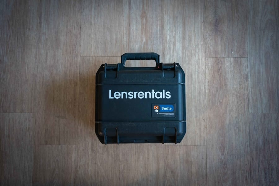 Lensrentals review coupon code