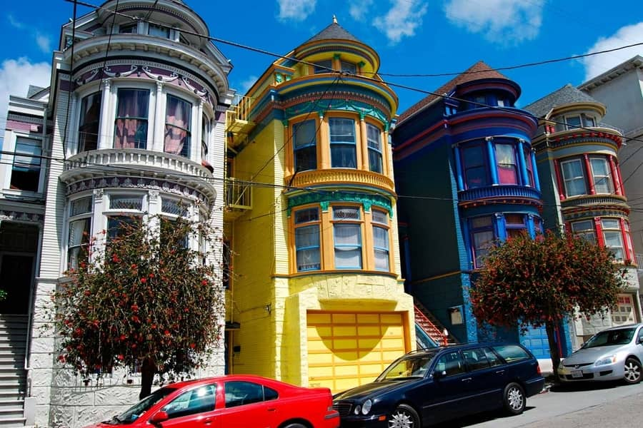 best areas and hotels in san francisco usa haight ashbury