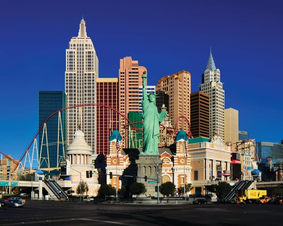 new york new york where to stay in Las Vegas