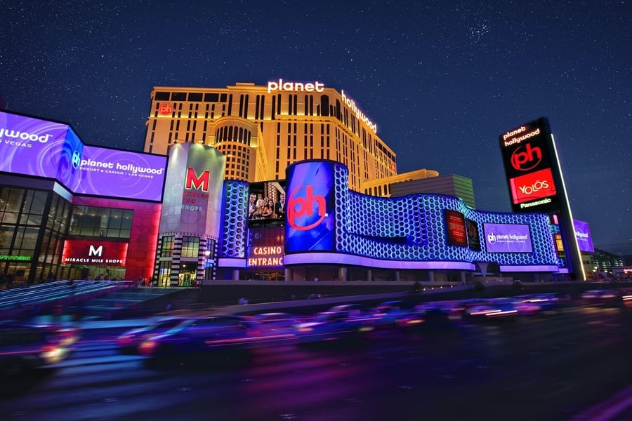 Planet Hollywood a good option to stay in Las Vegas