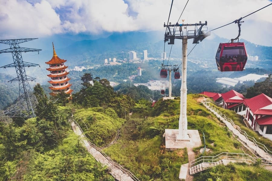 Genting Highlands, things to visit in Kuala Lumpur