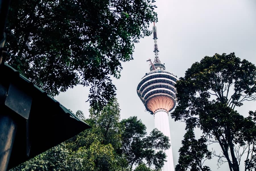 KL Tower, an interesting attractions in Kuala Lumpur