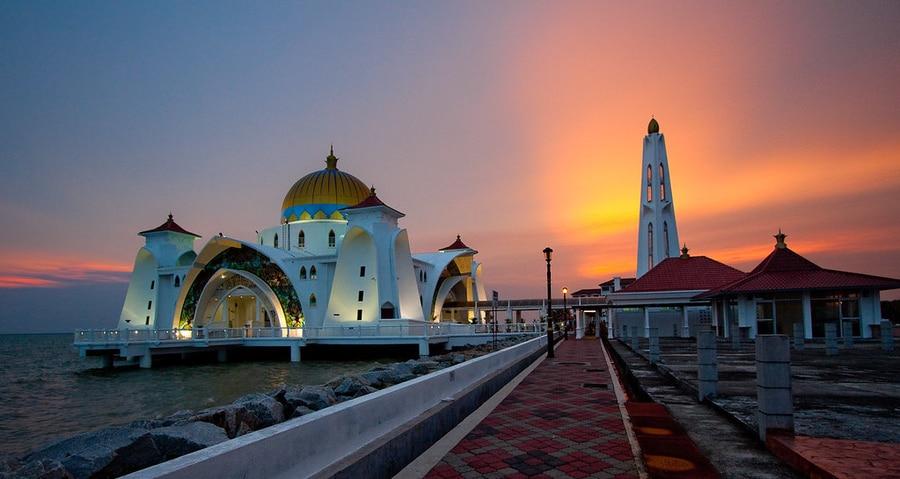 Malacca, attractions near Kuala Lumpur