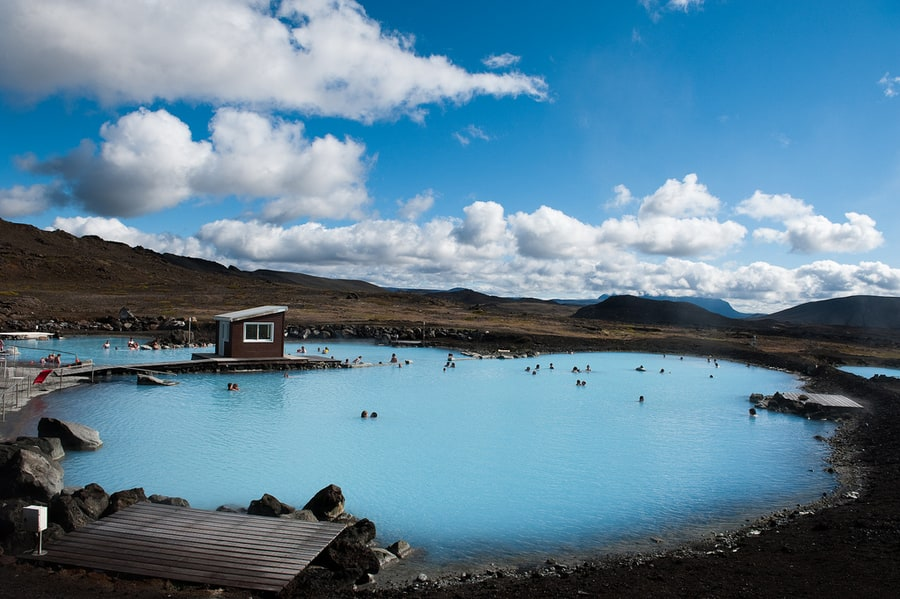 Mývatn Nature Baths, the best hot springs Iceland