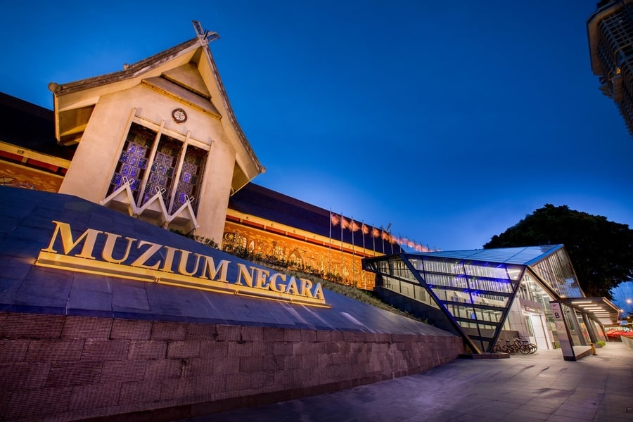 National Museum of Malaysia, a popular Kuala Lumpur attractions