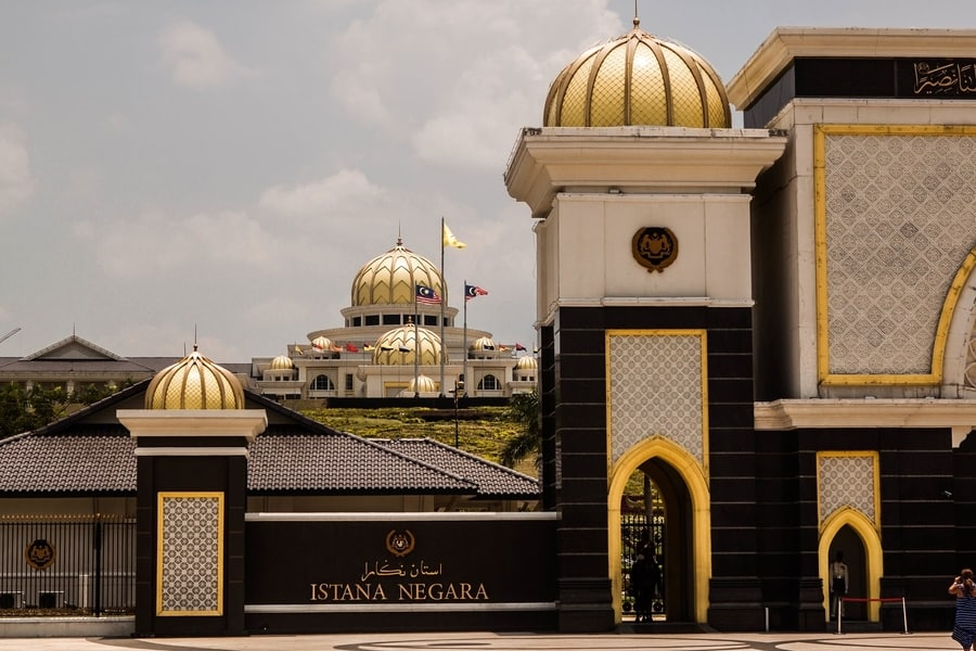 National Palace, best places to visit in Kuala Lumpur