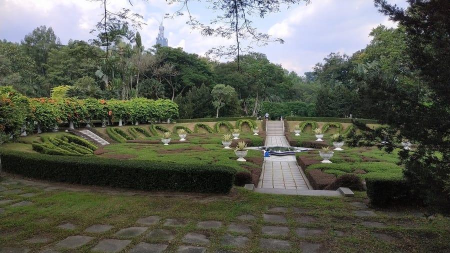 Perdana Botanical Gardens, beautiful places in Kuala Lumpur