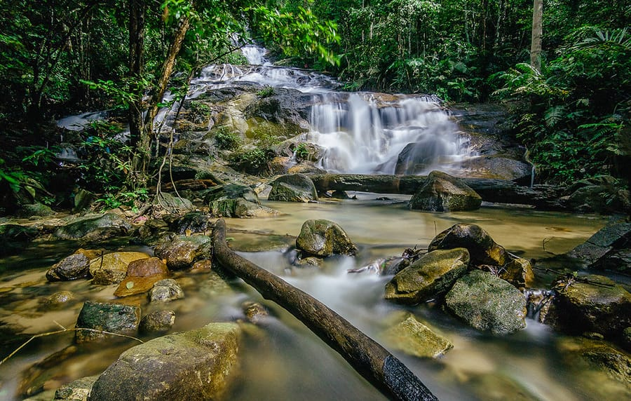 Waterfall Forest Park Kanching, things to do in Kuala Lumpur Malaysia