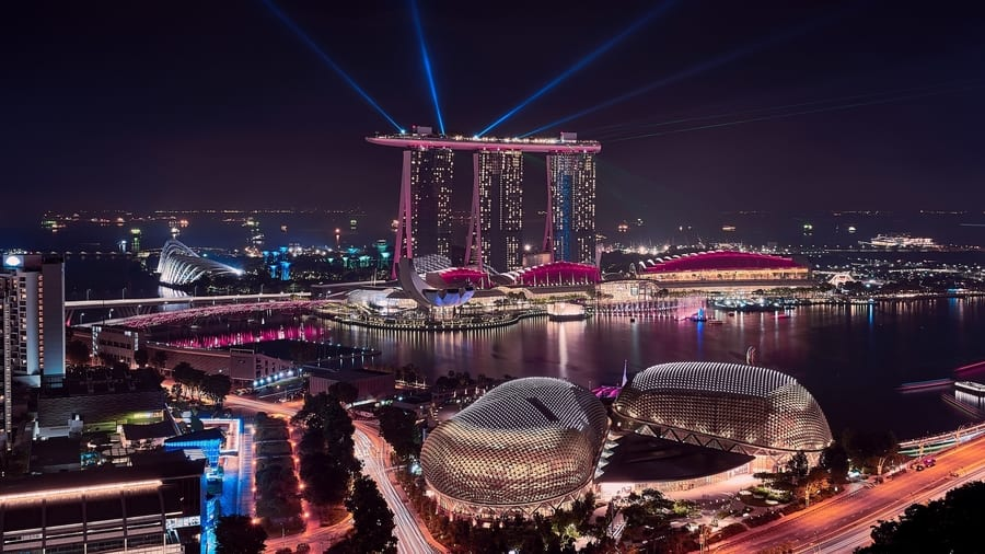 1-Altitude Viewing Gallery, cool things to do in Singapore