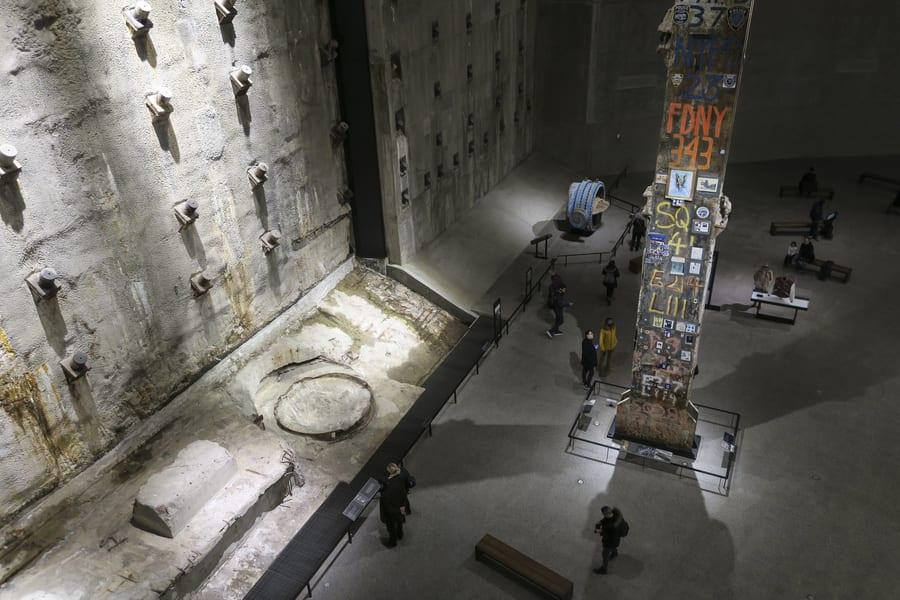 The 9/11 Memorial Museum, places to see in NYC