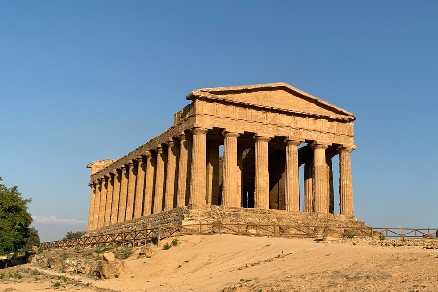 Agrigento and the Valley of the Temples, best place in Sicily to visit