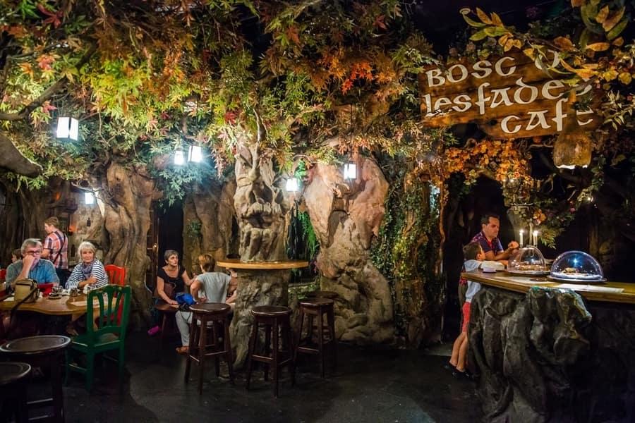 Bosc de las Fades, crazy things to do in Barcelona