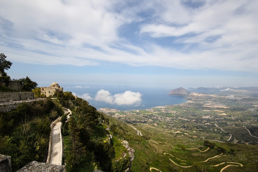 Erice, must see places in Sicily