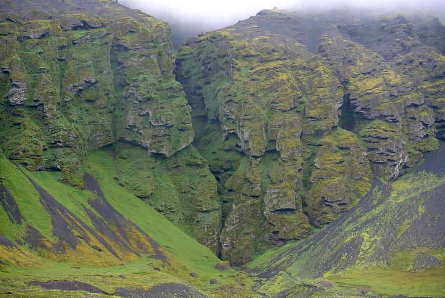 Raudfeldsgjá, best hikes Snaefellsnes Peninsula