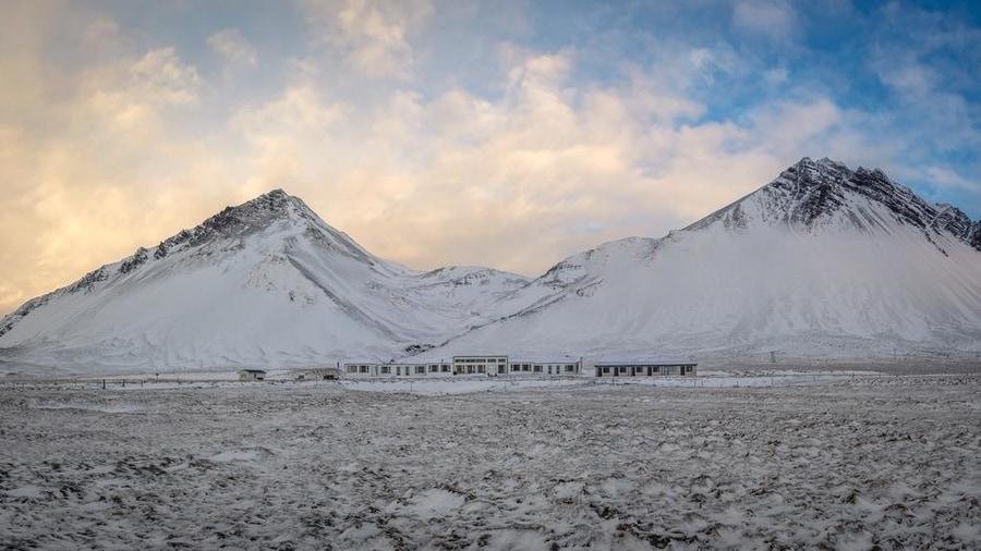 Where to sleep in Snæfellsnes Peninsula, Iceland