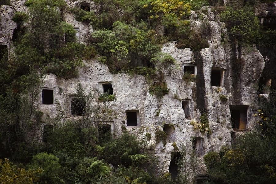 Necropolis of Pantalica, Sicily vacation ideas