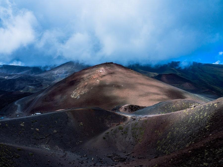 que ver en sicilia en 10 dias volcan etna