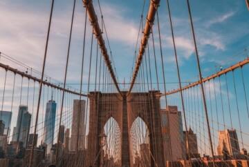 que ver en Nueva york brooklyn bridge