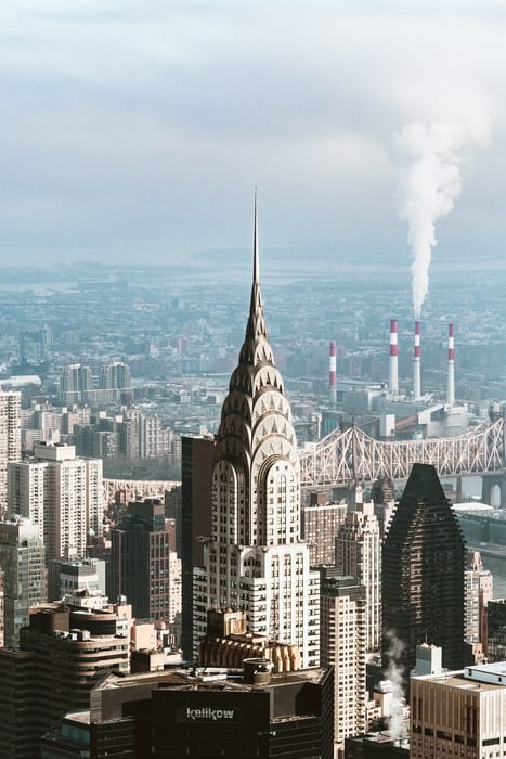 The Chrysler Building, NYC tourist attractions