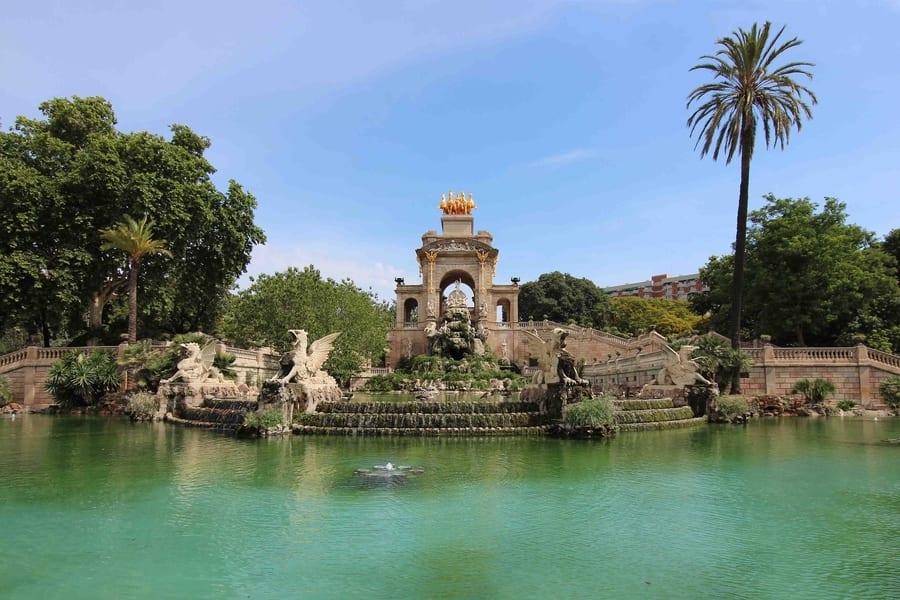 Ciutadella, Barcelona main attractions