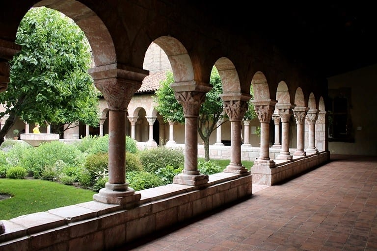 The Cloister, New York attractions