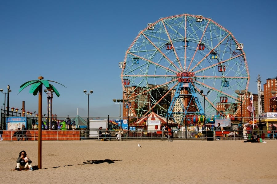Coney Island, things to do with kids in New York City