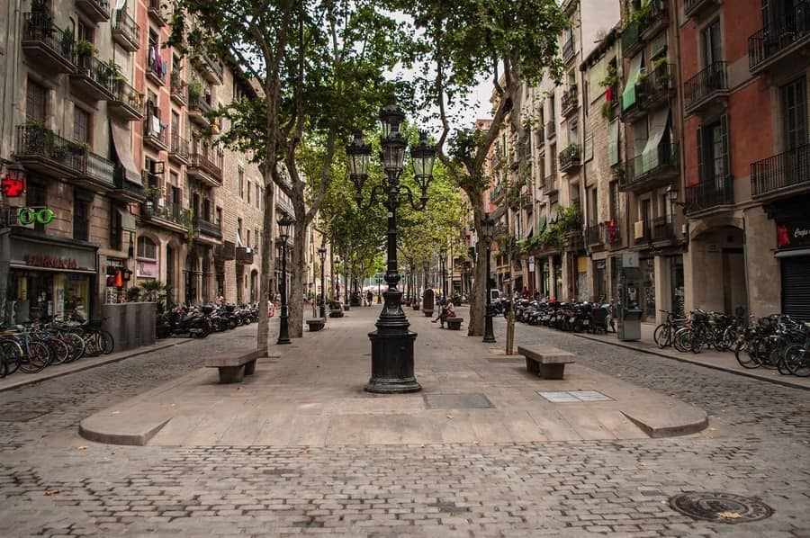 El Born, cool things to do in Barcelona