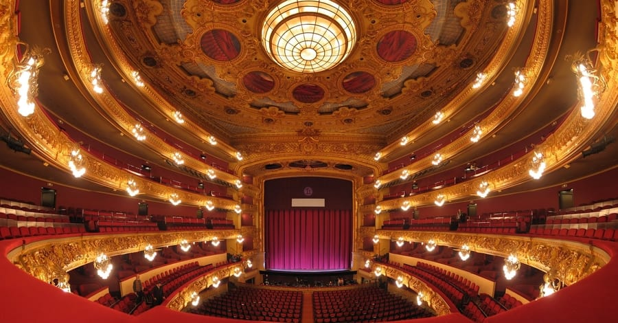Liceu, where to visit in Barcelona