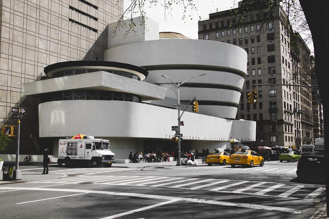 Guggenheim Museum, where to go in New York City