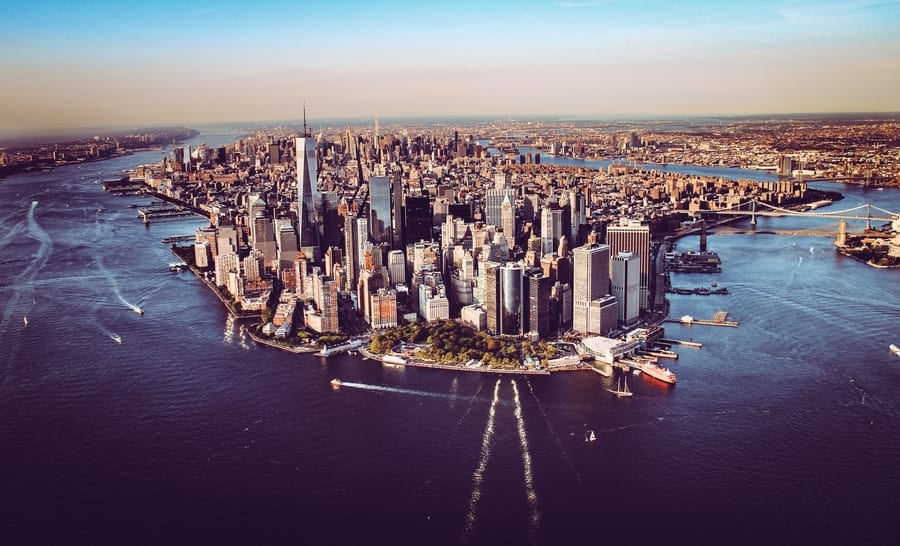 New York Helicopter tour, best places to visit in New York City