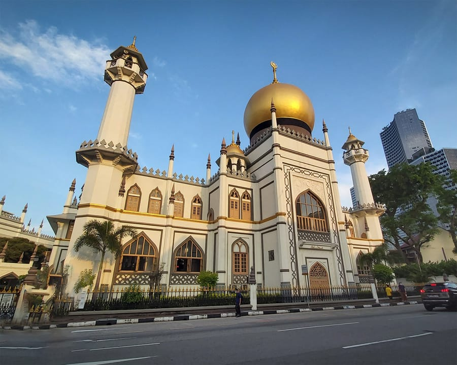Kampong Glam, places you must visit in Singapore