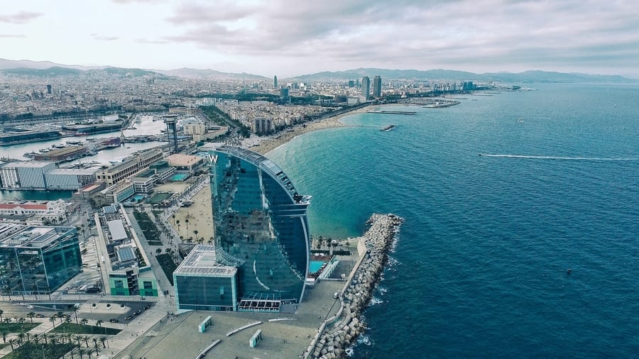 La Barceloneta, best places to go in Barcelona