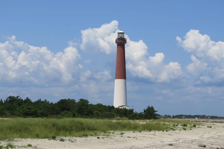 7. Long Beach Island, the best place to go in NJ for families