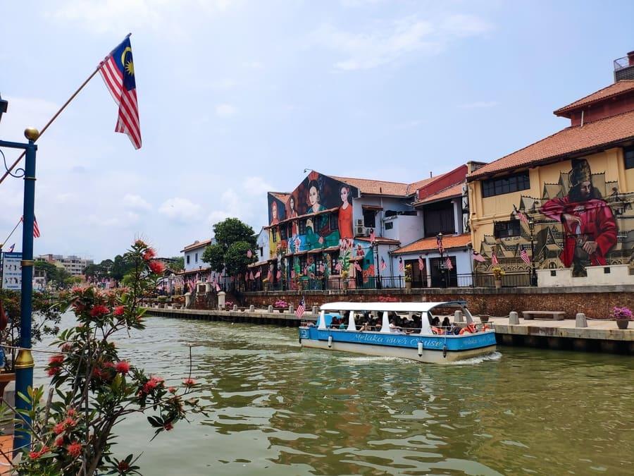 Melaka, attractions near Singapore