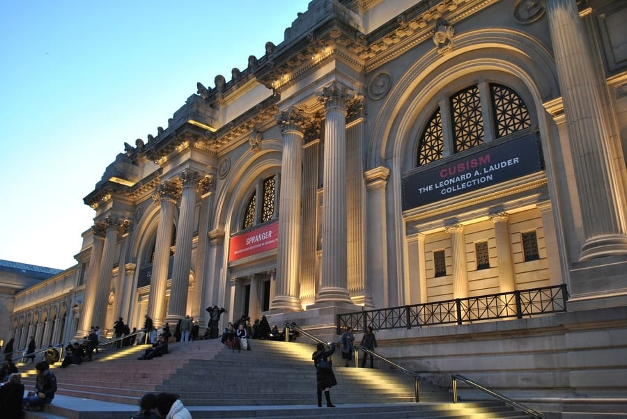 Metropolitan Museum of Art, best things to do in New York City
