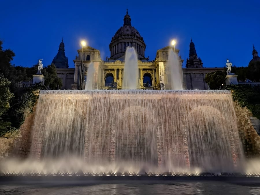 MNAC, best places to visit in Barcelona