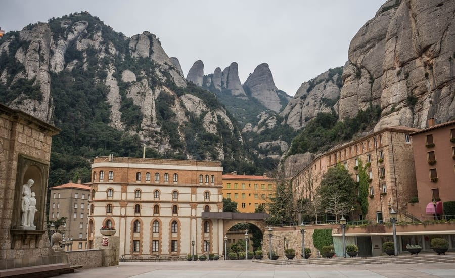 Montserrat, what to visit near Barcelona
