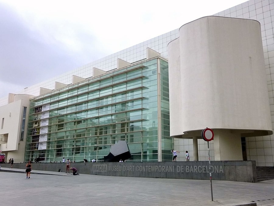 Barcelona Museum of Contemporary Art, what can you do in Barcelona