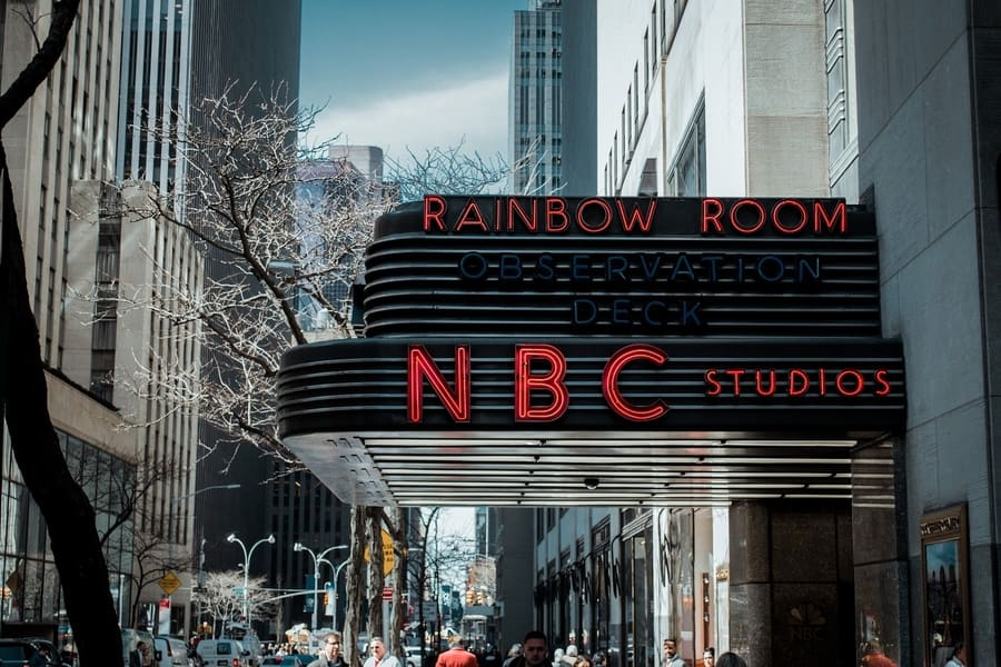 Tour por la NBC Studios, New York City activities