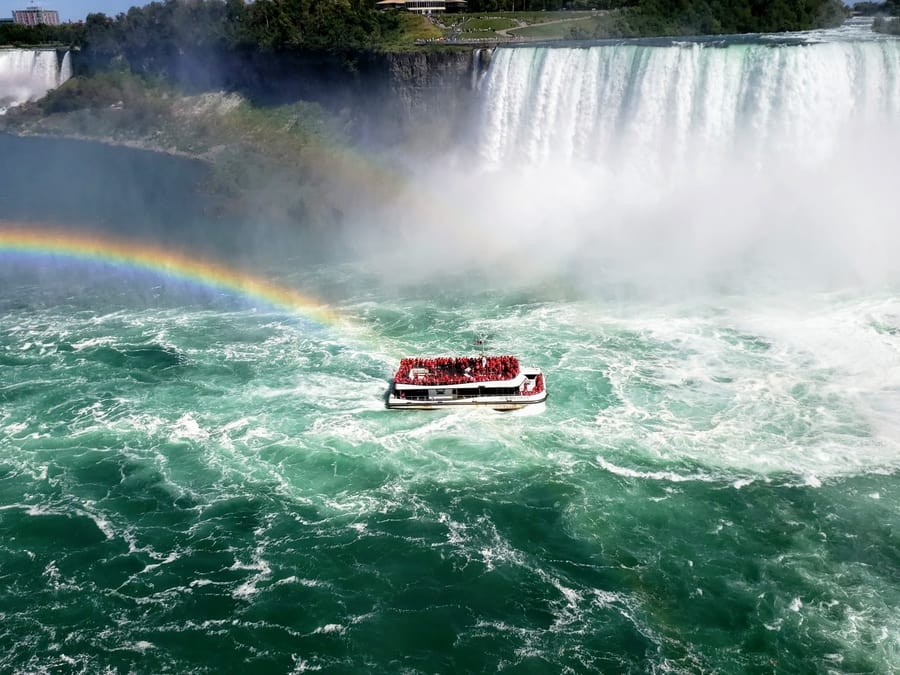 Niagara Falls Tour, places to go in New York City
