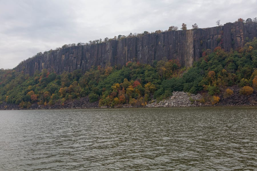 25. The Palisades, a great thing to do in New Jersey