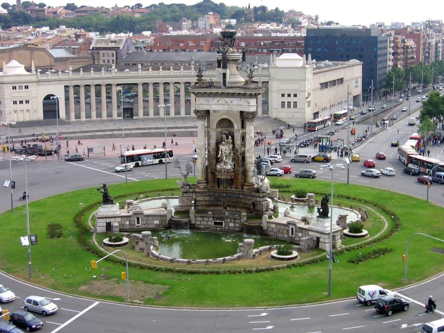 Plaza de España to visit in Barcelona