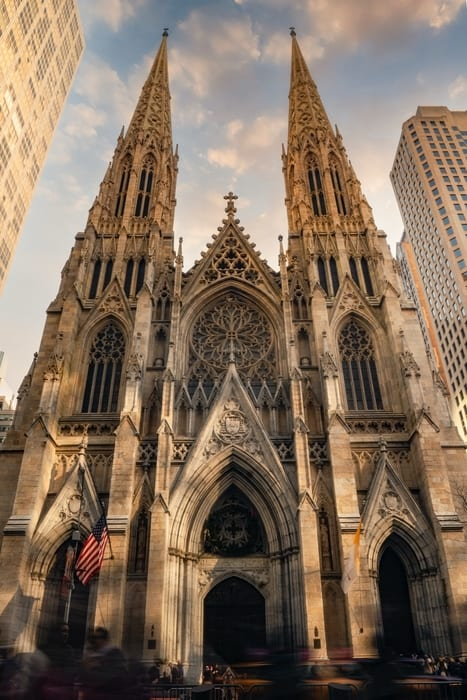 St. Patrick's Cathedral, NYC attractions